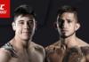 UFC Mexico City Moreno vs Pettis