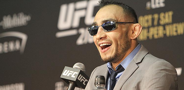 Tony Ferguson UFC 216
