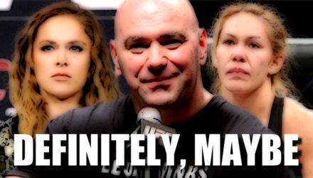 Ronda Rousey - Dana White - Cris Cybrog