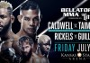 Bellator 159 Fight Poster