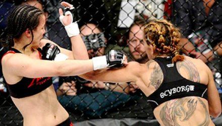 Cris Cyborg vs Shayna Baszler