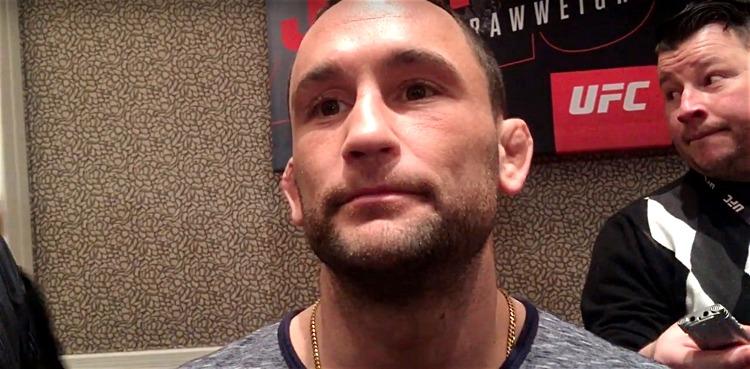 Frankie Edgar UFC 194 post-fight