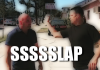 Diaz Slaps Dana HOT SAUCE