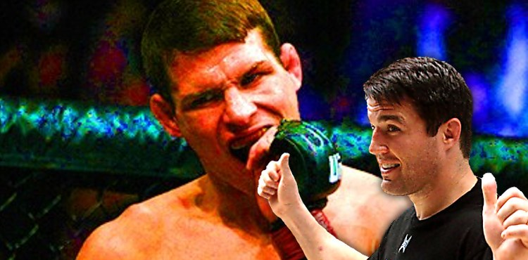 Chael Sonnen on Bisping Grappling Match
