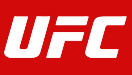 UFC 2015 Revised Logo on Red 750