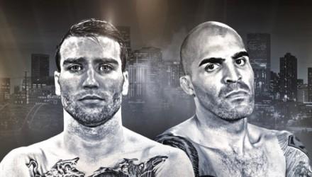 RFA 43 Camozzi vs Barnes Fight Poster