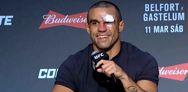 Vitor Belfort UFC Fortaleza